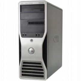 DELL T3500 XEON W3565 4GB 500GB RW NVS295 W10 PRO