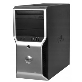 DELL T1500 TW i5-650 4GB 500GB NVIDIA QUADRO FX580