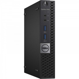 NOWY DELL OPTIPLEX 7050 MICRO I7-6700 16GB 120GB SSD W10HOME