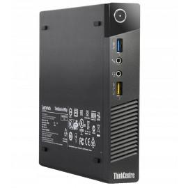 LENOVO M93P TINY USFF i7-4765T 8GB 500GB WIN10 PRO