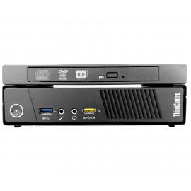 LENOVO M93P TINY i5-4570T 4GB 500GB WIFI DVDRW 10P