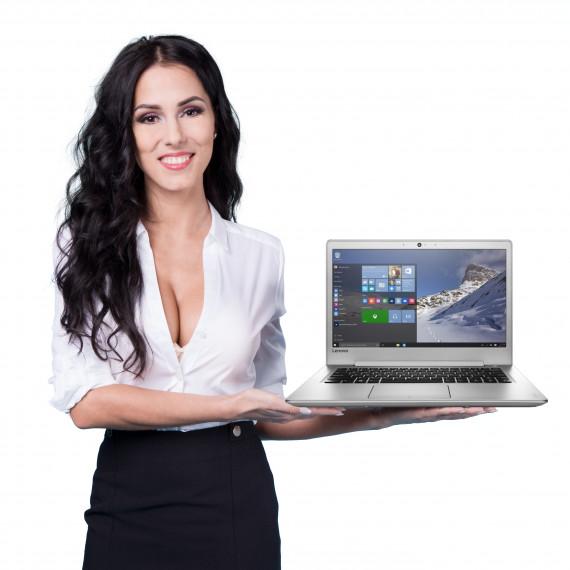 LENOVO IDEAPAD 510S-13 i5-7200U 8GB 256GB SSD W10