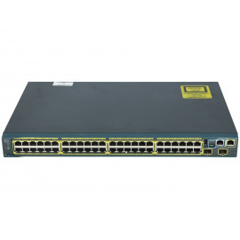 SWITCH CISCO CATALYST WS-C2960S-48TS-S V05 SFP