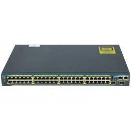 SWITCH CISCO CATALYST WS-C2960S-48TS-S V05 SFP