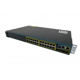 SWITCH CISCO CATALYST WS-C2960S-24TS-L V04 SFP