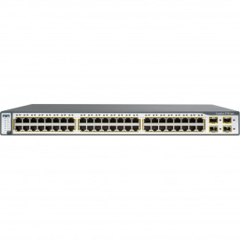 SWITCH CISCO CATALYST WS-C3750G-48TS-S V02 SFP