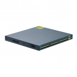 SWITCH CISCO CATALYST WS-C3560-48PS-S V04 48 10/100 PoE