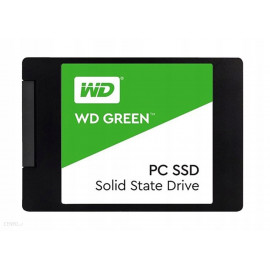 ROZBUDOWA HDD NA NOWY SSD WD 120GB WDS120G2G0A