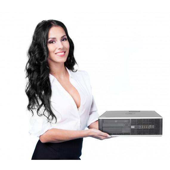 HP COMPAQ 6005 DT ATHLON II X2 B24 4GB 250GB DVD W10PRO