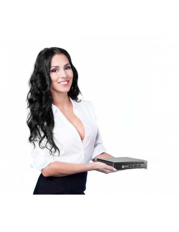 HP 400 G2 MINI G4500T SKYLAKE 8GB DDR4 320GB W10P