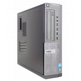 DELL 9010 DT i5-3550 8GB NOWY HDD 4TB RW WIN10 PRO