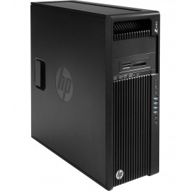 GRACZ HP Z440 E5-1650 V4 16GB 240SSD GTX1650 10PRO