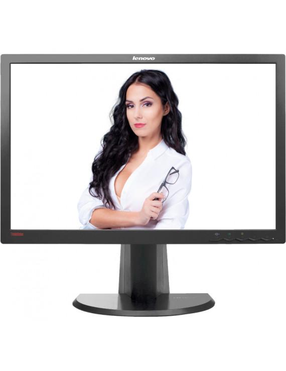 LCD 24 LENOVO IBM LT2452 LED IPS DVI DP WUXGA