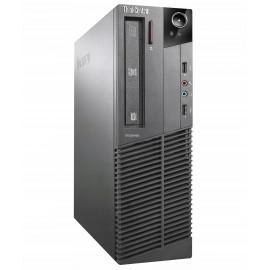 LENOVO M91P SFF i5-2400 8GB 250GB DVDRW WIN10 PRO
