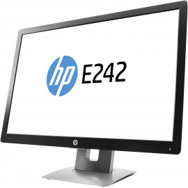 LCD 24″ HP E242 LED IPS HDMI USB PIVOT WUXGA 16:10