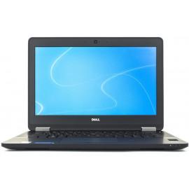 DELL E7270 I7-6600U 16GB 256GB SSD KAM BT WIN10PRO