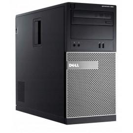 DELL OPTIPLEX 390 TOWER i3-2120 8GB 250GB DVD W10P