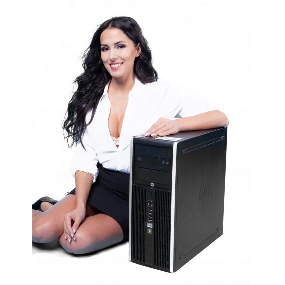 HP 8300 TOWER PENTIUM G645 4GB 500GB DVDRW W10P