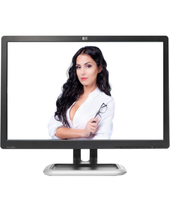 LCD 22″ HP L2208W TN VGA 1000:1 1680x1050 5MS 16:9