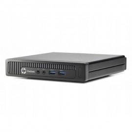 HP PRODESK 600 G1 MINI I5-4590T 4GB 500GB WIN10P