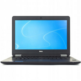 DELL LATITUDE E7270 i5-6300U 8GB 256SSD LTE BT 10P