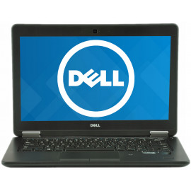 DELL LATITUDE E7250 i5-5300U 16GB 256SSD BT W10PRO