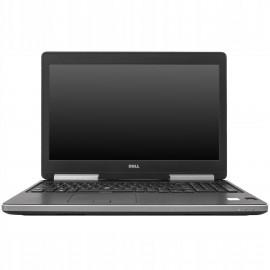 DELL 7510 i7-6820HQ 8GB 180GB SSD M2000M BT 10PRO