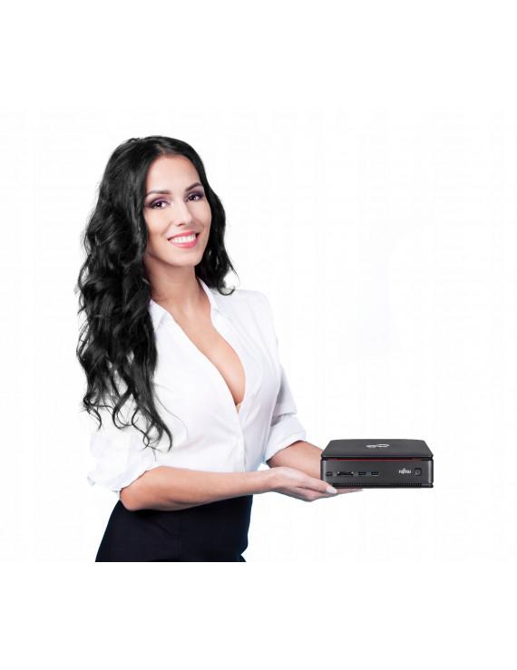 FUJITSU Q920 MINI i3-4130T 8GB 120GB SSD WIN10 PRO