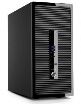HP PRODESK 400 G3 TW i3-6100 4GB 500GB DVDRW W10PRO