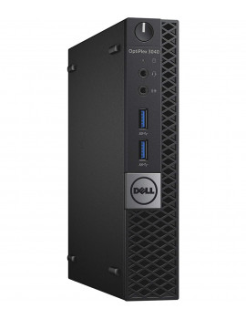 DELL 3040M MICRO G4400T 4GB NOWY SSD 120GB W10 PRO