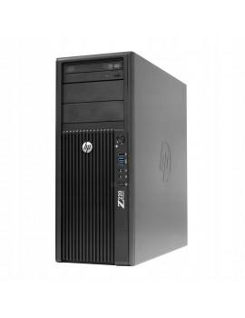 HP Z220 TW E3-1245 V2 8GB NOWY SSD 240GB DVD W10P
