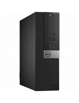 DELL 7040 SFF i3-6100 8GB NOWY SSD 240GB RW W10PRO