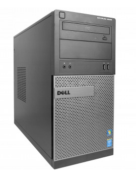 DELL 3020 TOWER i3-4130 8GB NOWY SSD 240GB DVD 10P