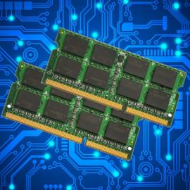 PAMIĘĆ RAM 2GB DDR3 PC3-8500S 1066MHz