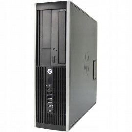 HP 6300 PRO SFF i5-3470 4GB 500GB DVD-RW W10 PRO