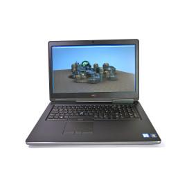 DELL 7710 E3-1505M V5 16GB 128 SSD M4000M BT W10P