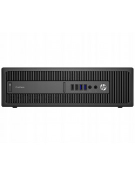 HP PRODESK 600 G2 SFF i3-6100 4GB 120GB SSD RW 10P