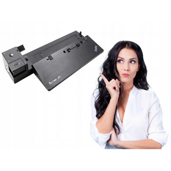 STACJA DOKUJĄCA ThinkPad Pro Dock USB DP DVI RJ45