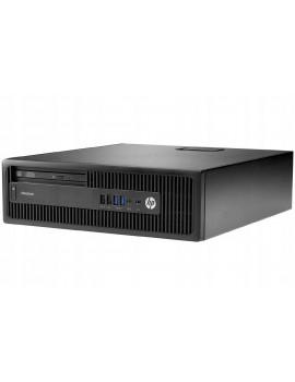 HP ELITEDESK 800 G2 SFF INTEL G4400 4GB 500GB W10P