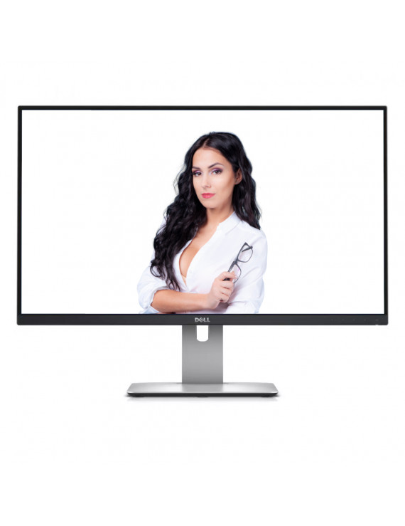 LCD 27″ DELL U2715H LED IPS QHD HDMI DP USB PIVOT