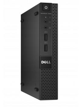 DELL OPTIPLEX 3020M MICRO i3-4160T 4GB 500GB 10PRO