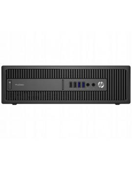 HP 600 G2 SFF i5-6500 8GB NOWY SSD 240GB DVD 10PRO
