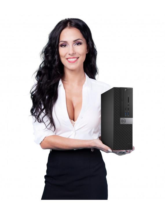 DELL 7040 SFF i5-6500 16GB NOWY SSD 480GB W10 PRO
