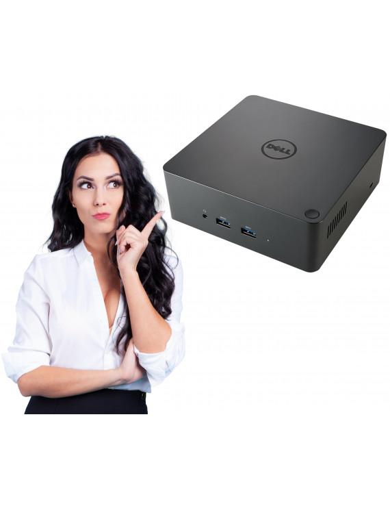 STACJA DOKUJĄCA DELL THUNDERBOLT TB16 USB VGA DP