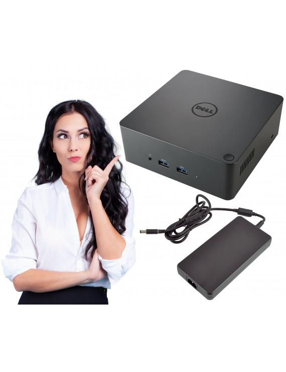STACJA DOKUJĄCA DELL THUNDERBOLT TB16 240W USB VGA ZASILACZ