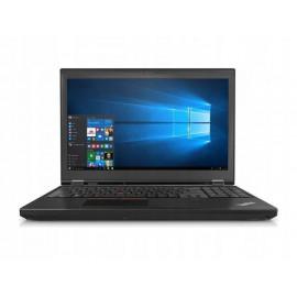 Lenovo P50 i7-6820HQ 16GB 480GB SSD M1000M BT W10P