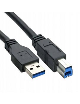 KABEL PRZEWÓD USB A-B 3.0 DRUKARKA MONITOR LCD FAX