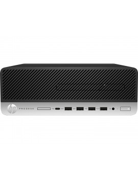 HP PRODESK 600 G3 SFF i5-7500 16GB 240 SSD DVD 10P