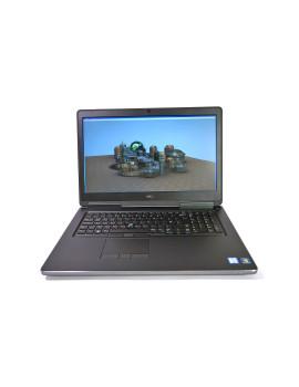DELL 7710 i7-6820HQ 32GB 512GB SSD M4000M BT W10P