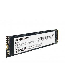 DYSK SSD M.2 NVMe PARTIOT P300 256GB 2280 PCI-e x4